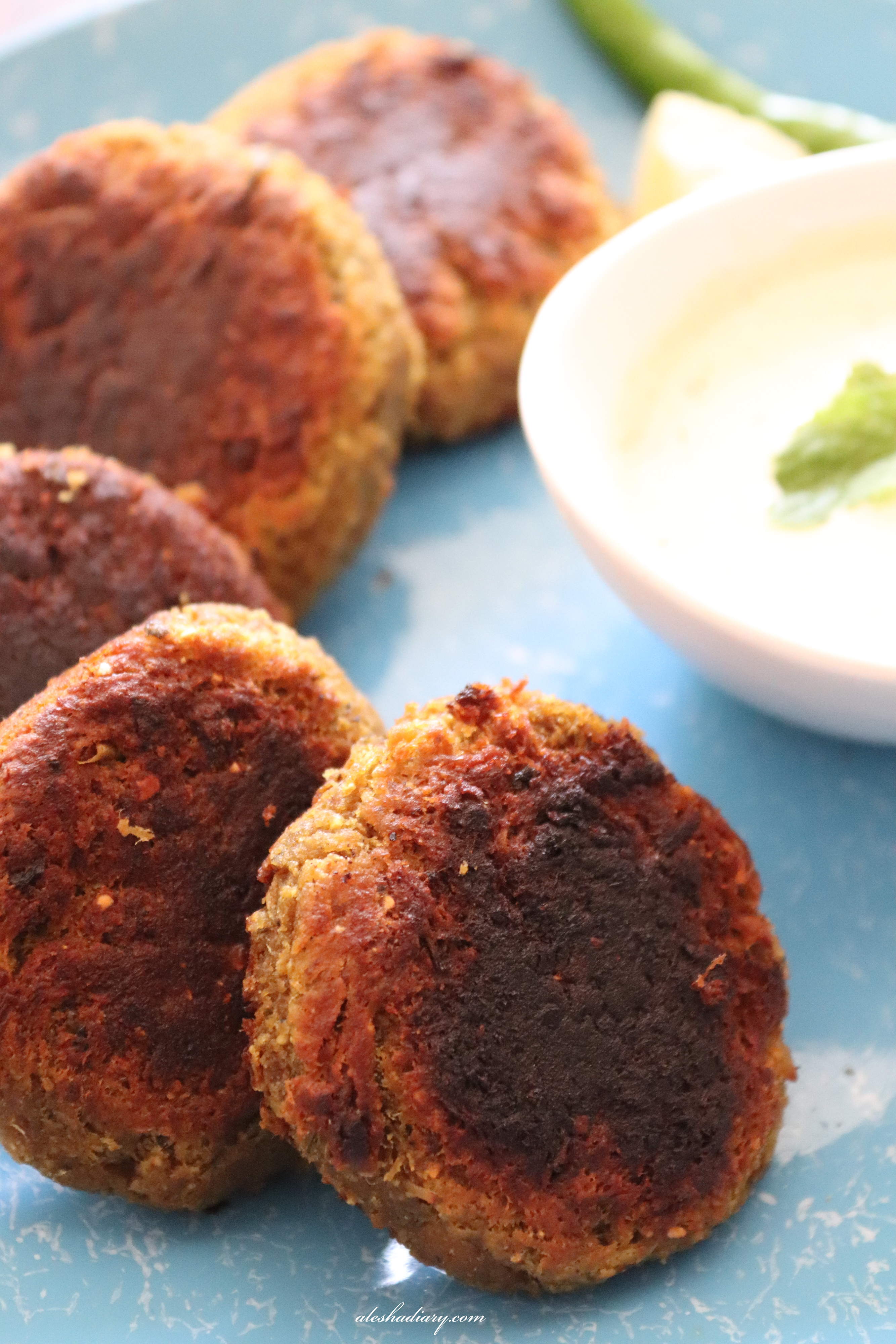 Shami kabab – Mutton  Shami  kebab – Mutton kebab