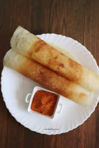 Crispy Dosa – Ghee roast – Nei Dosai – How to make Dosa batter