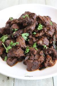 Karal Porichathu – Fried Liver
