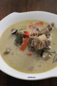Mutton stew(Kerala style)
