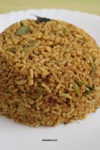 Kovakkai Sadam – Tindora Rice
