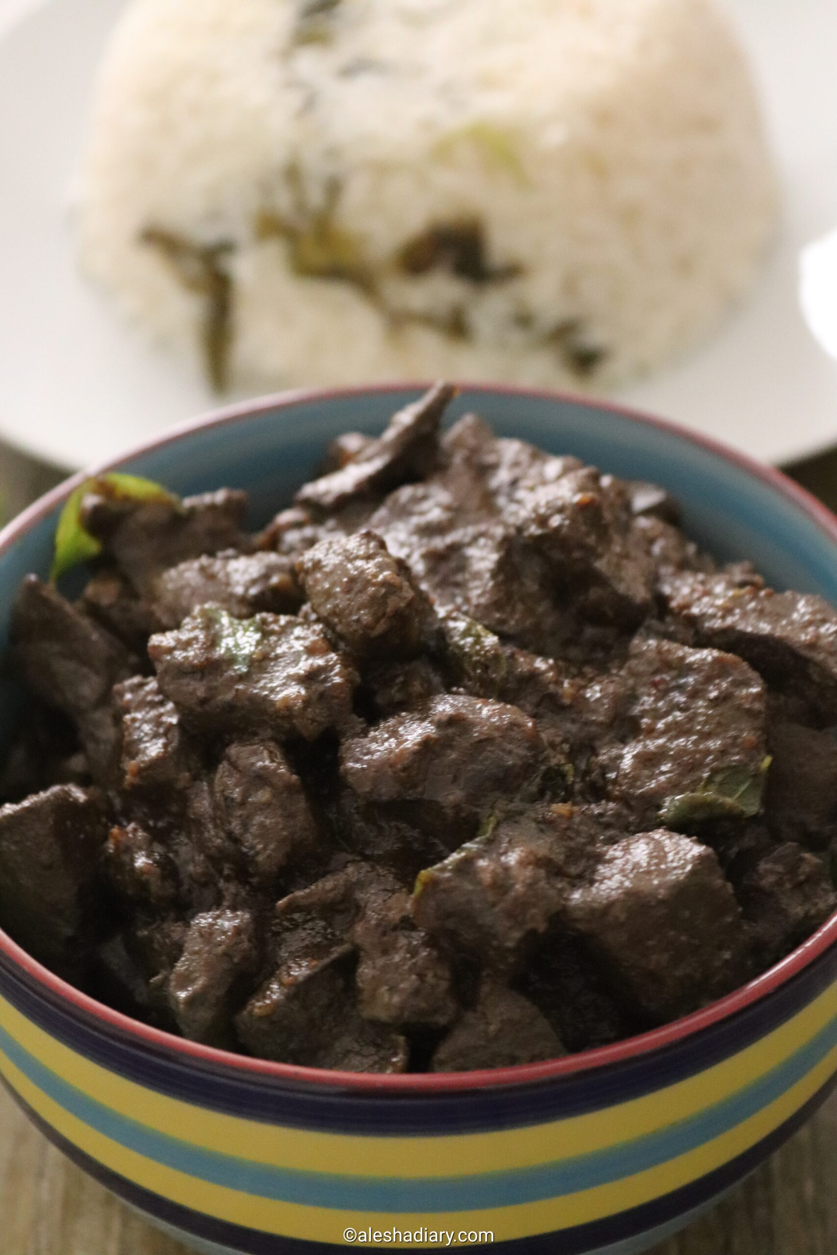 Pepper liver – Milagu eeral – Eeral milagu masala