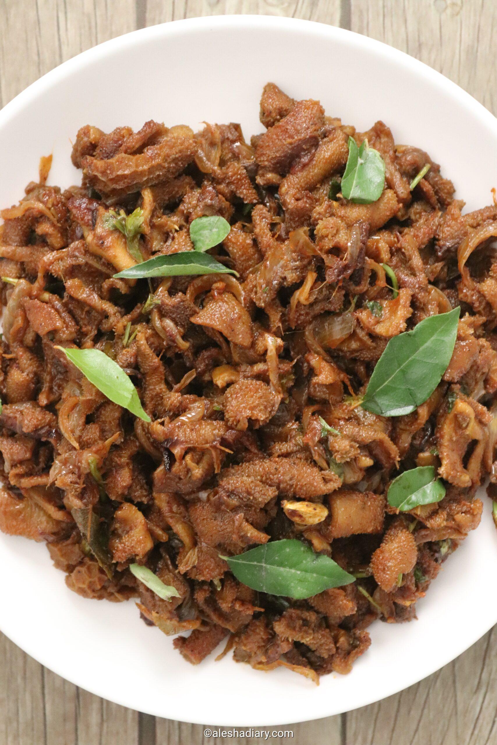 Kudal Varuval – Spicy Mutton Boti Roast