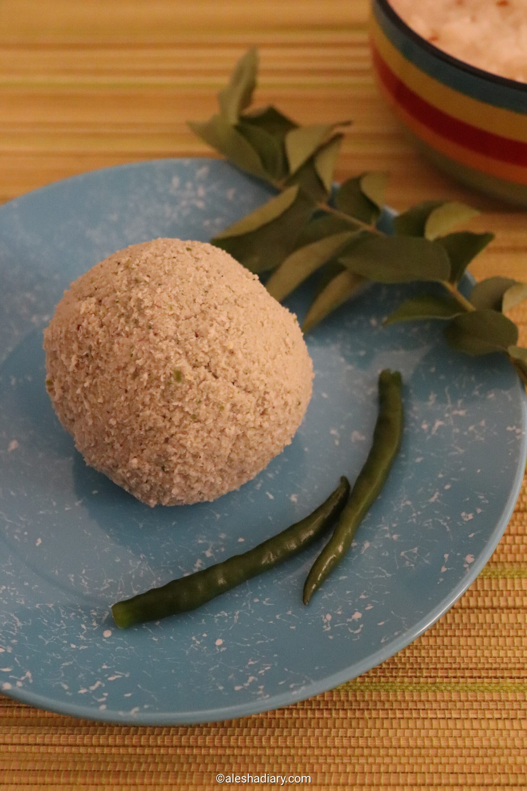 Nellikka chammanthi – Gooseberry Chutney – Nellikkai Thogayal