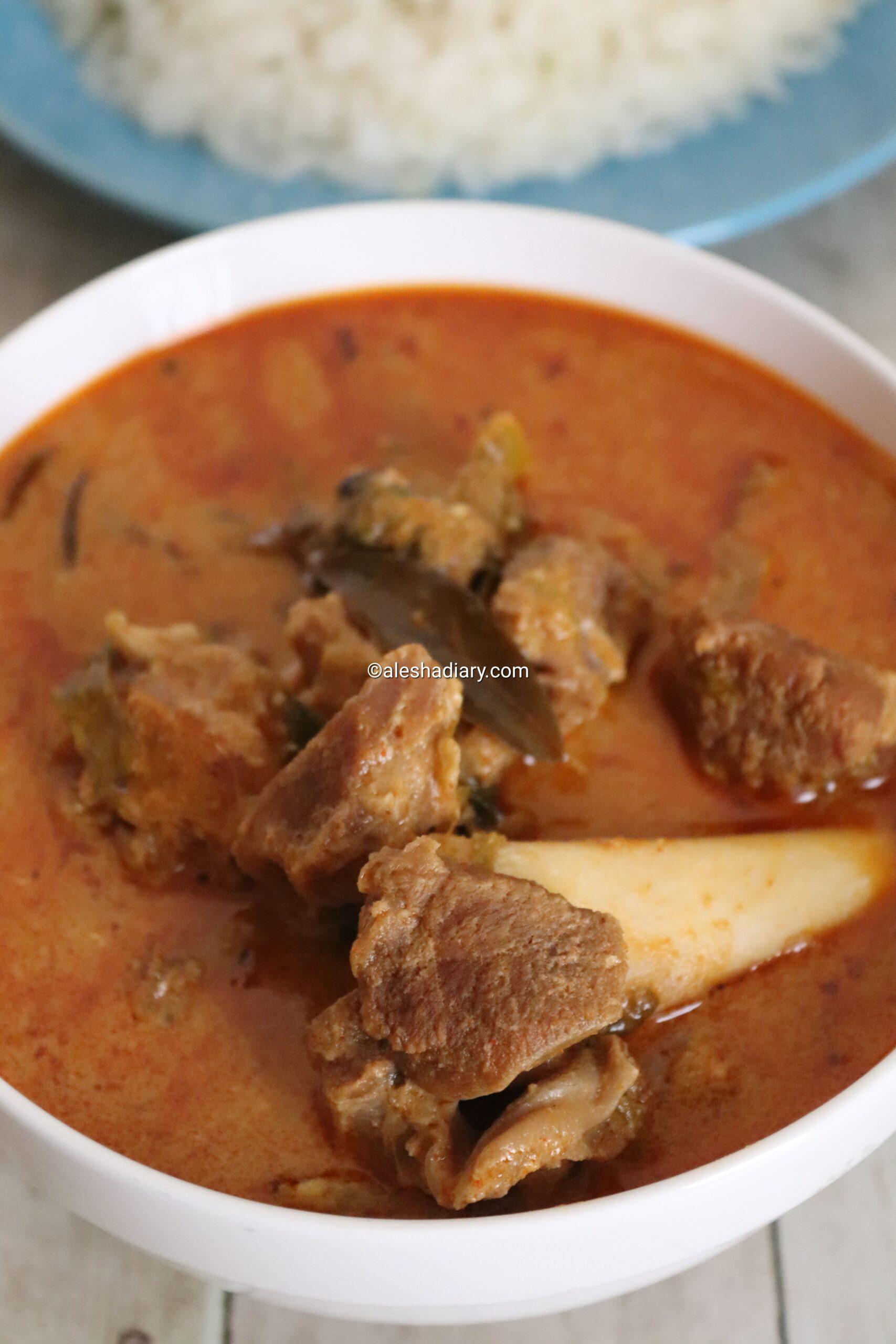 Mutton Kurma – Mutton Curry