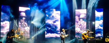 Screens, Lighting and Staging Installations