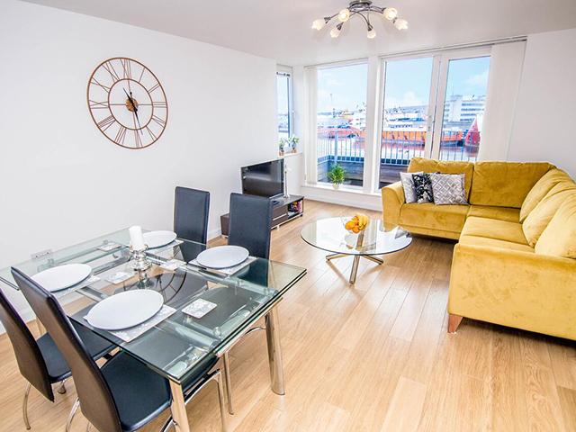 serviced apartments aberdeen scotland