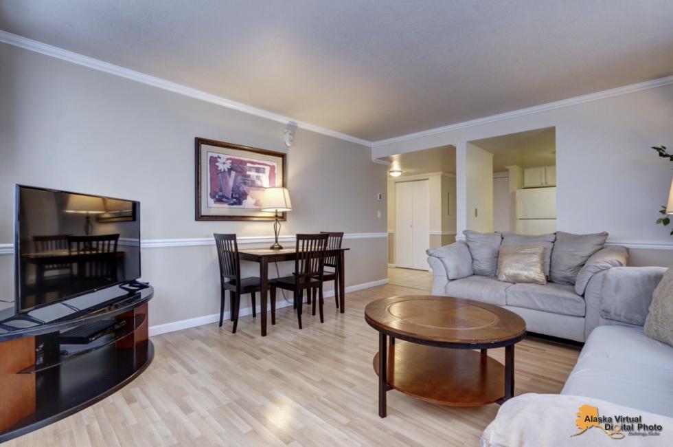 serviced apartments Anchorage Alaska