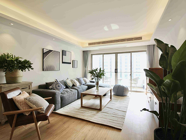 serviced apartments china