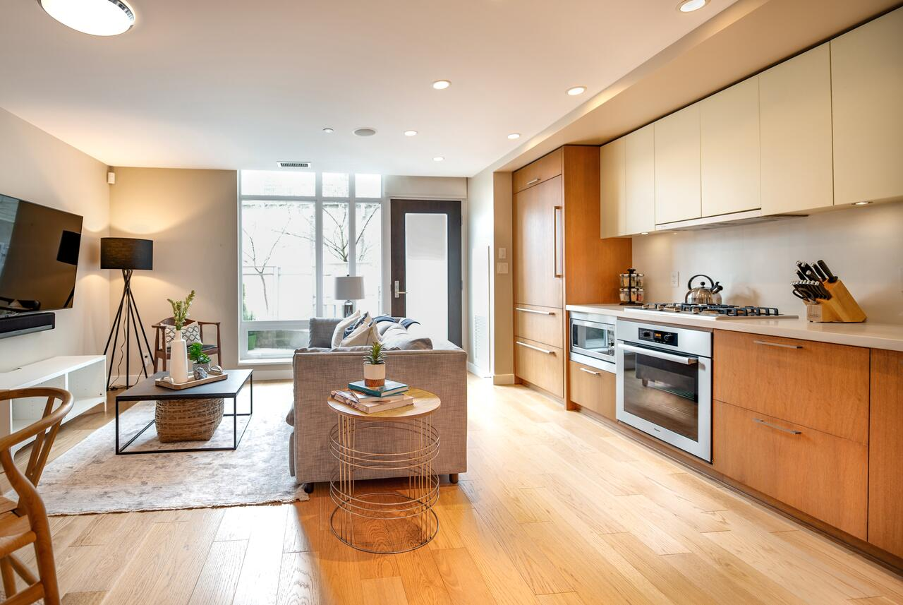 serviced apartments vancouver