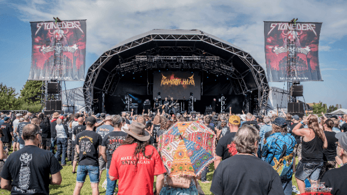 Stonedeaf 2019