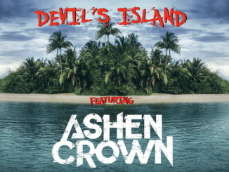 Ashen Crown on Devil's Island