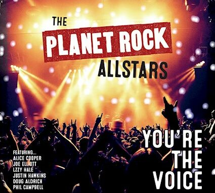 Planet Rock All Stars