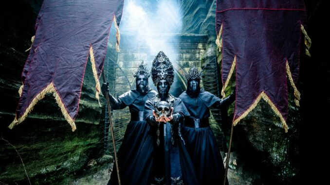 Behemoth Release Music Video For 'Rom 5:8'