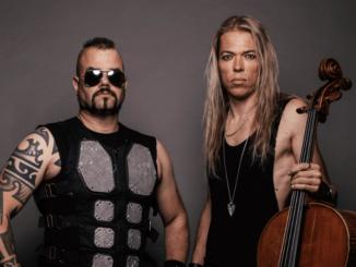 "Sabaton and Apocalyptica release new single, ""Angels Calling"""
