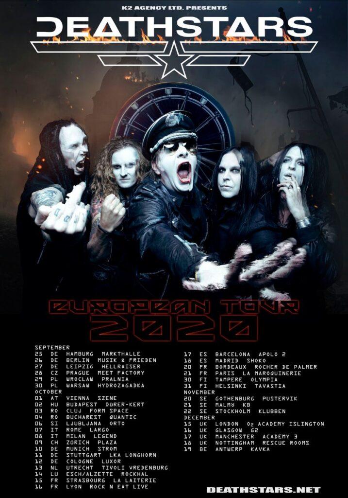 Deathstars Tour