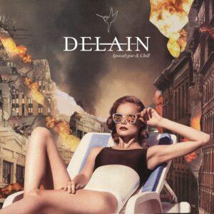 Delain - Apocalypse & Chill - Artwork