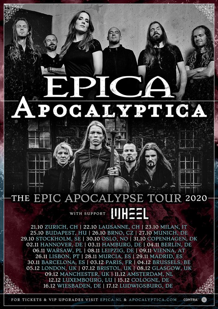Epica Tour