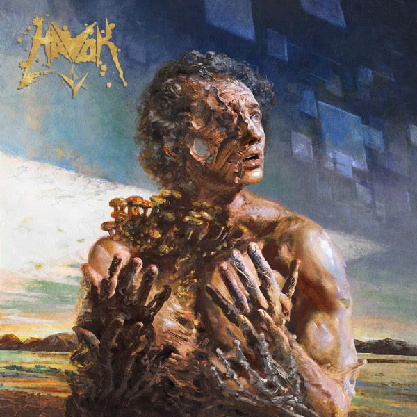 Havok Announce New Album 'V'