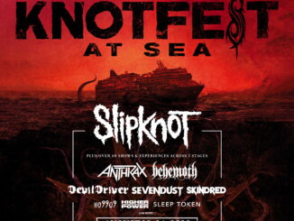 Knotfest At Sea Announce Lineup
