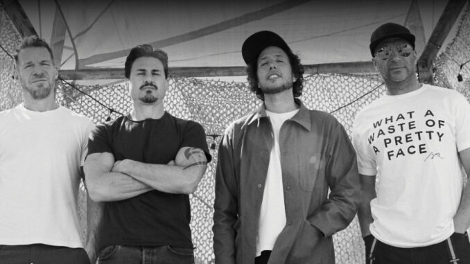 Rage Against The Machine Return With 40 Date Tour
