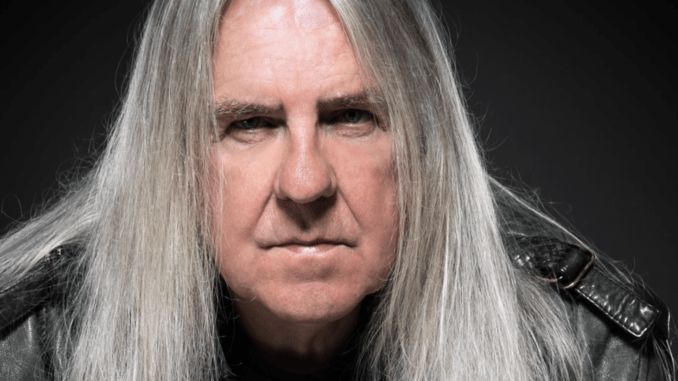Biff Byford Releases Single 'Me And You'