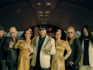 Album Review: The Night Flight Orchestra - Aeromantic