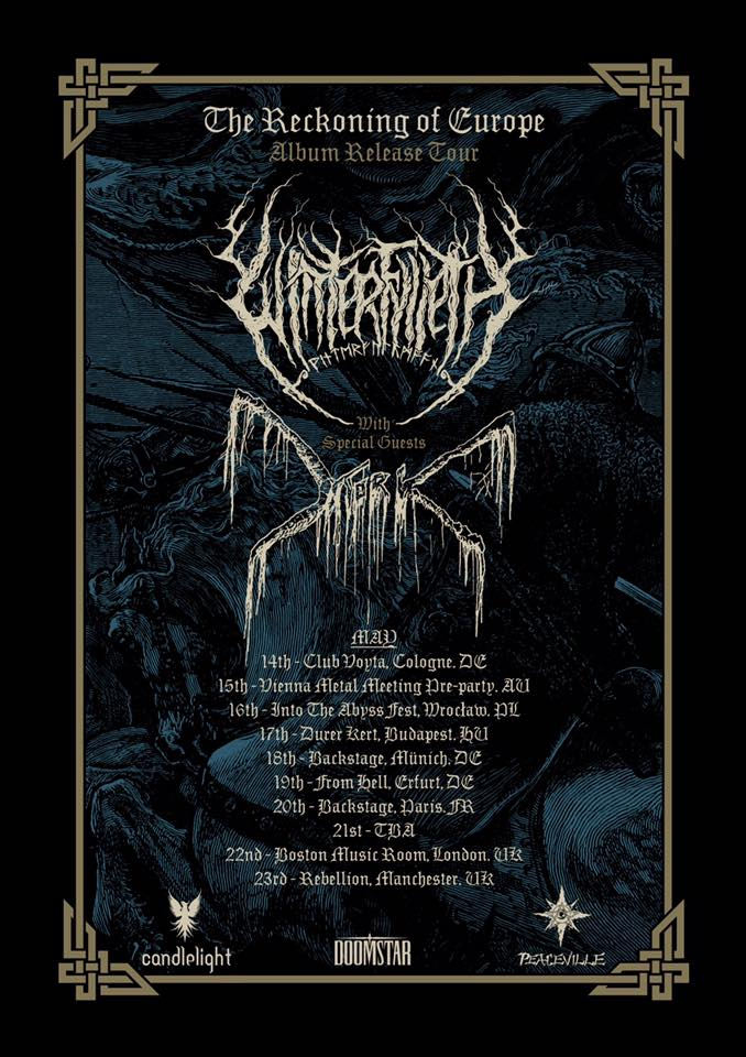 Winterfylleth Announce European Tour With Mork