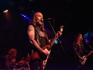 Live Review: Grand Magus - Bristol