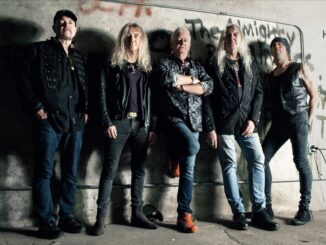 Saxon Reschedule Tour For August and September