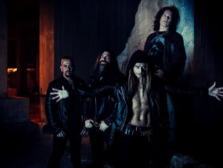 Wolf Release Single From Upcoming Album 'Feeding The Machine'