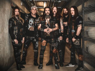 Machine Head Reschedule Uk Tour Dates