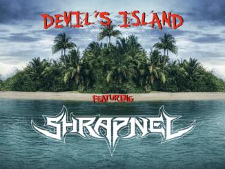 DEVIL'S ISLAND featuring Shrapnel
