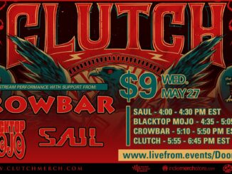 Live Review: Clutch - Live At The Doom Saloon
