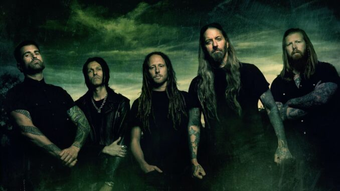 Devildriver Launch Lead Single From Forthcoming New Album