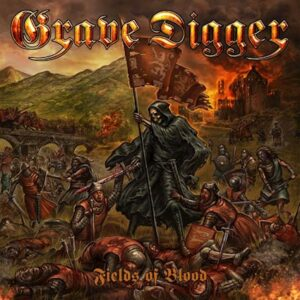 Album Review: Gave Digger - Fields of Blood
