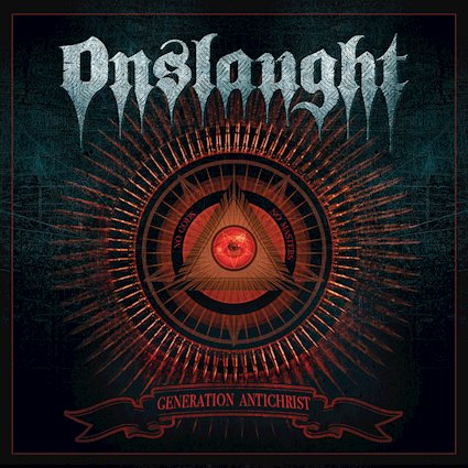 Onslaught Announce New Album For August Release