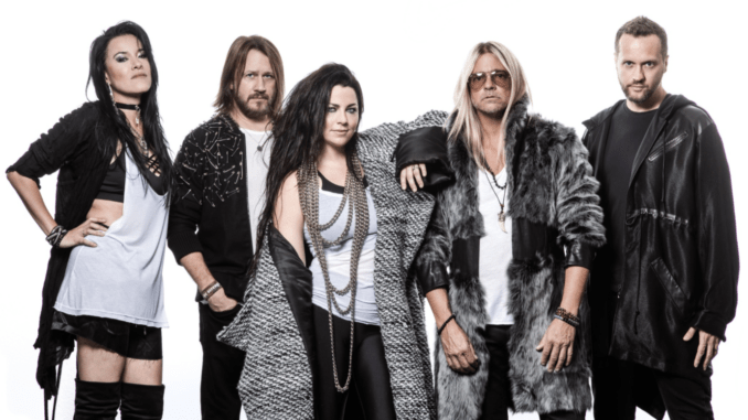 Evanescence Announces First New Album in Nine Years