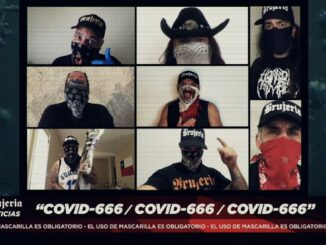 Brujeria Release COVID-666 Single and Video