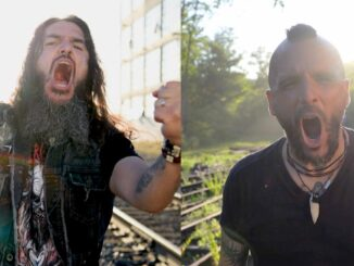 Jesse Leach Joins Machine Head For New Double Single