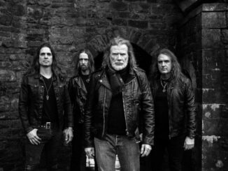 Megadeth Team With Lamb Of God, Trivium and Inflames For Streaming Event