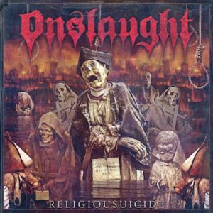 Onslaught - Religiousuicide