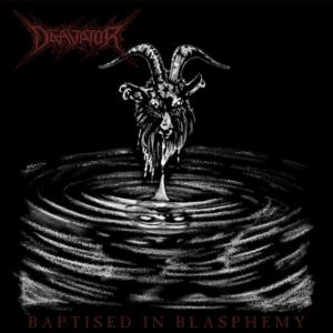 Album Review: Devastator - Baptised In Blasphemy