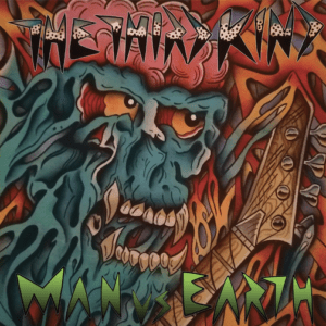 Album Review: The Third Kind - Man vs Earth