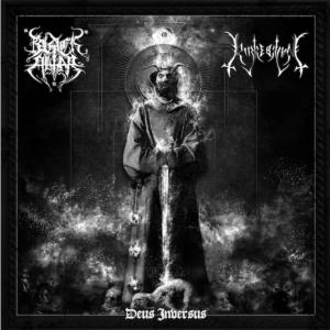 Album Review: Black Altar / Kirkebrann - Deus Inversus