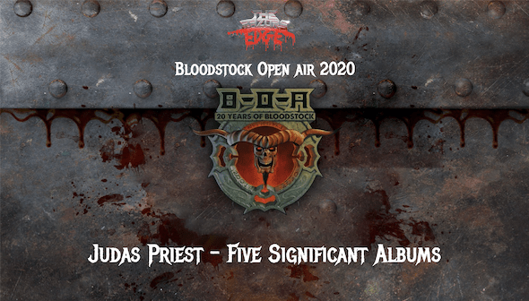 Bloodstock 2020: Judas Priest - Five Significant Albums