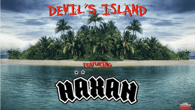 DEVIL'S ISLAND featuring Häxan