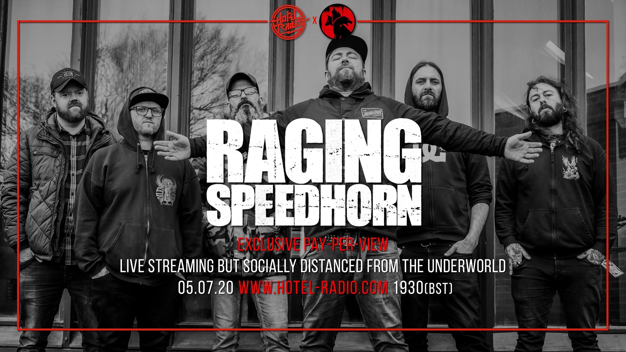 Speedhorn Stream