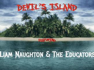 DEVIL'S ISLAND featuring Liam Naughton