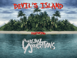 DEVIL'S ISLAND featuring Chasing Apparitions